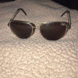 Cole Haan Classic Unisex Aviator Sunglasses!